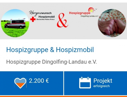 Crowdfunding der VR-Bank Landau-Mengkofen e.G. ist erfolgreich beendet